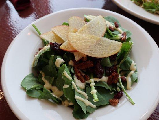 Saint Mary, MT: I liked this salad.