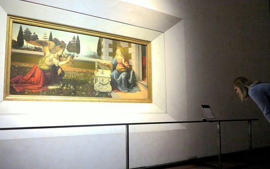Uffizi Galleries: Leonardo Da Vinci