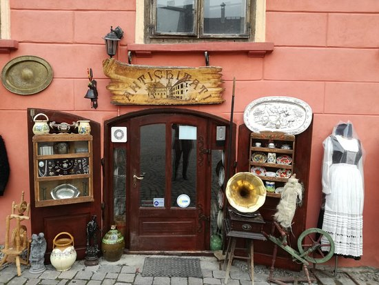 Antiques Shop Sighisoara
