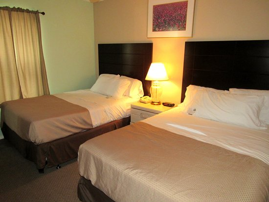 Donna, Teksas: Double bed rooms