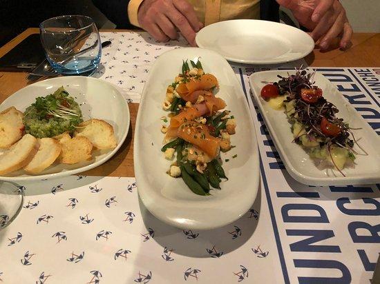 Sa Caleta: Fresh fish tapas