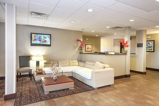 Williamston, Carolina del Norte: Lobby Seating Area