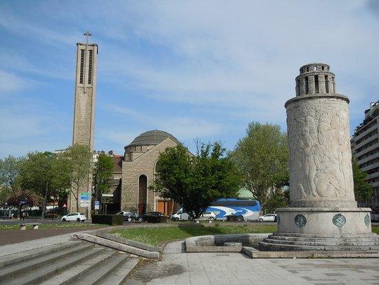 Fontaines de la Porte de Saint-Cloud