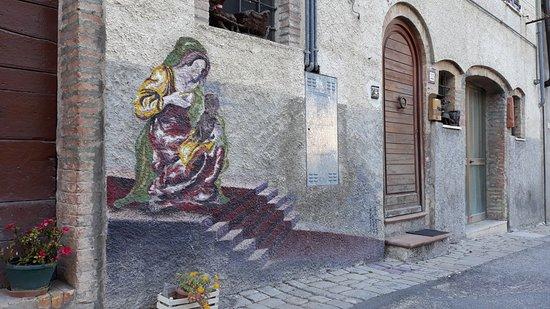 I Murales di Braccano: murales