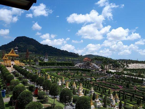 Nong Nooch Tropical Botanical Garden: Nongnuch garden in pattaya Thailand