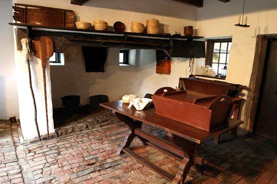 Ephrata, PA: Interior of the Bakery.