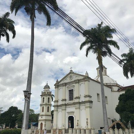 Sao Fidelis, RJ: Igreja Matriz De São Fidélis