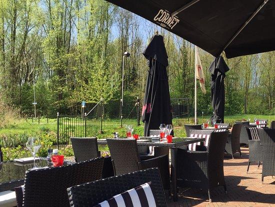 Oud-Zuilen, Países Bajos: Terrasse