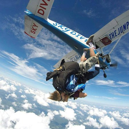 The Jumping Place Skydiving Center