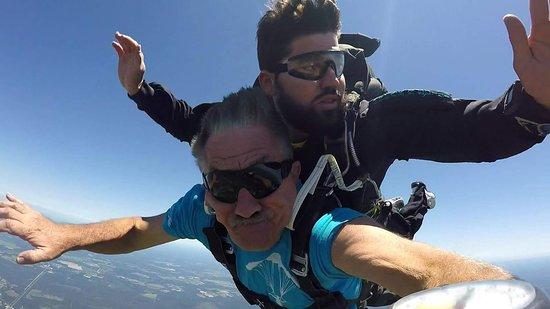 Skydiving augusta ga