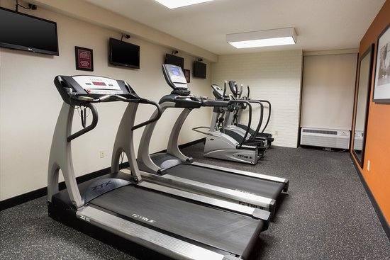 Berkeley, MO: Fitness Center