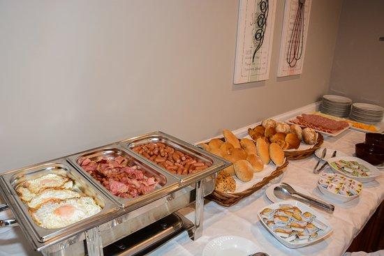 Boaventura, Португалия: Pequeno Almoço