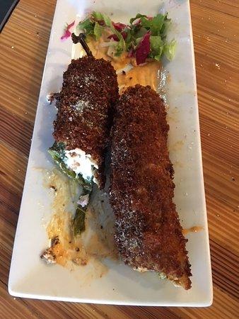 Лас-Вегас, Нью-Мексико: Crispy Chili Rellenos