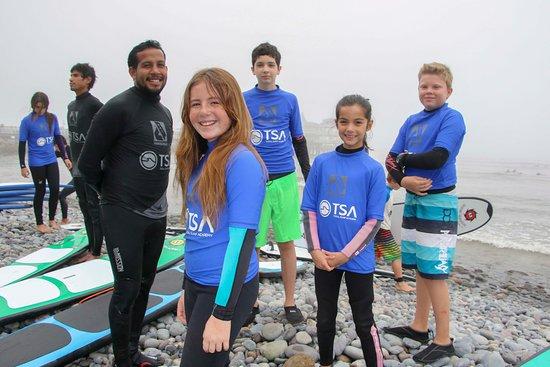 TSA - Total Surf Academy