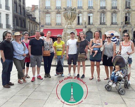 Les Visites d'Hubert - Guide a Bordeaux et sa Region