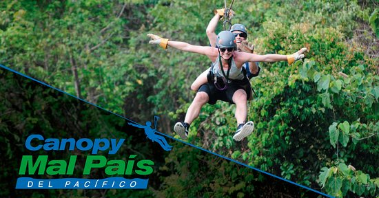 Mal País, Costa Rica: Canopy Malpais. Professional tour qualified guides and high safety standards.