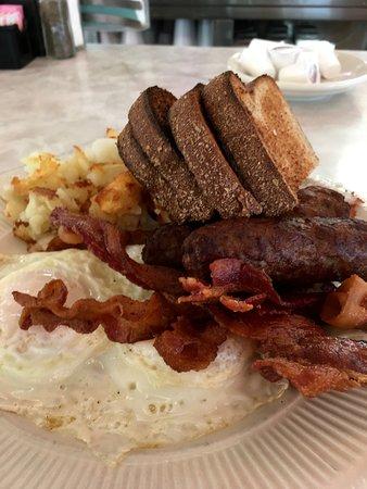 Neptune Diner: Breakfast