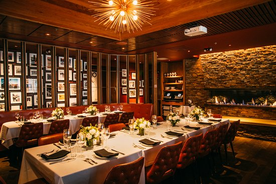 Daly City, Kalifornien: Private Dining in the Cascade Room at Original Joe's Westlake