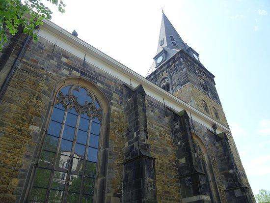 "Enschede, هولندا: ""Enschede,Grote Kerk uit de periode 1200-1480"" "
