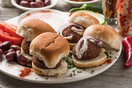 Madison, MS: Falafel Sliders