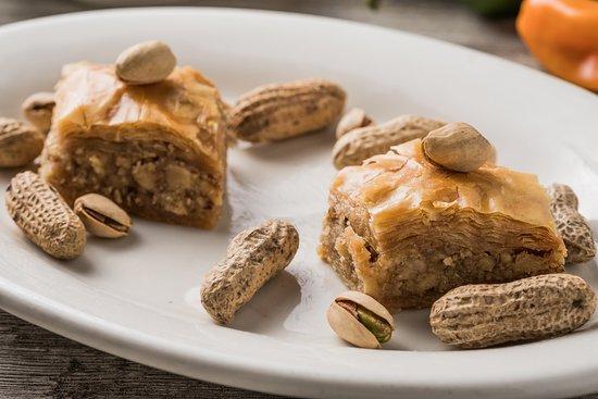 Madison, MS: Baklava Dessert