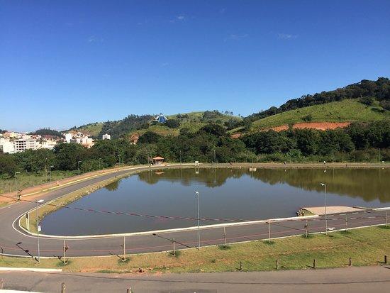 Lago do Parque Municipal de Itajubá