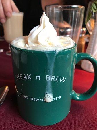 Turin, นิวยอร์ก: Italian Coffee, mmmmmmmm