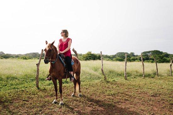 Granada, Nicarágua: Horseback riding