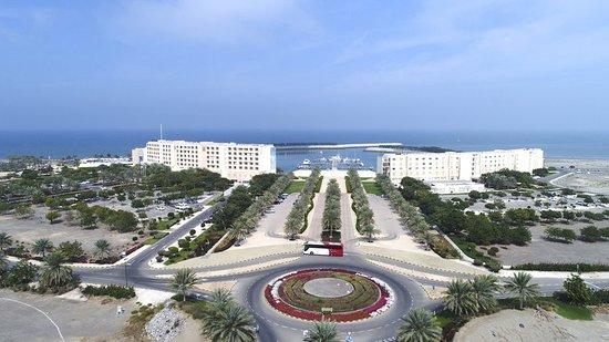 Al Mussanah, Oman: Exterior