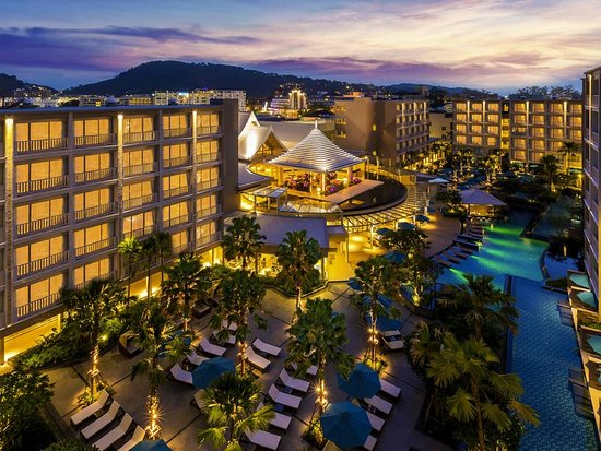 Grand Mercure Phuket Patong 87 ̶1̶2̶7̶ Updated 2018