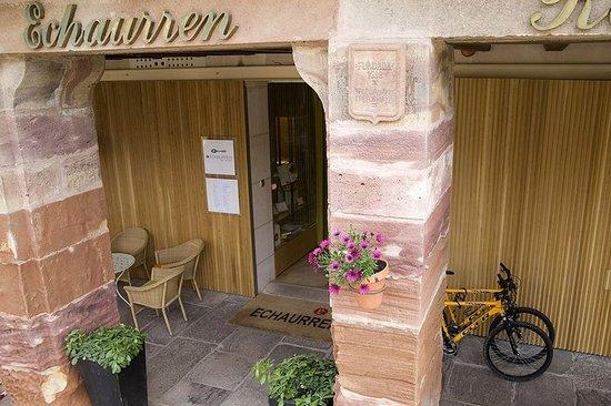 Echaurren Hotel Gastronomico