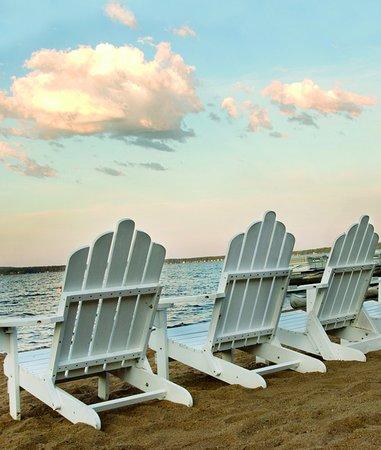 Nisswa, MN: Beach