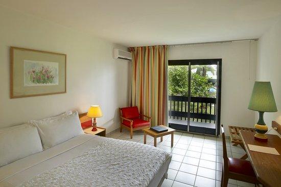 Port Gentil, Gabon: Guest room