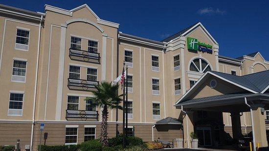 Holiday Inn Express Jacksonville East Hotel