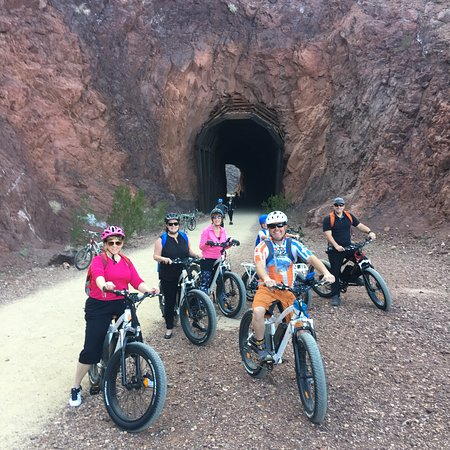 Sin City Fat Bike Tours
