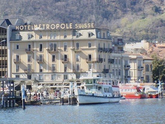 ホテル メトロポール スイス
