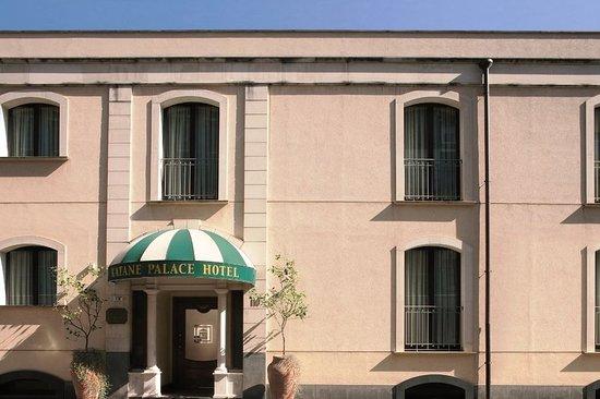 Katane Palace Hotel: Exterior