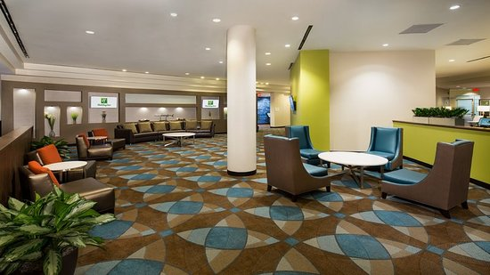 Holiday Inn Palm Beach-Airport Conference Center: Lobby