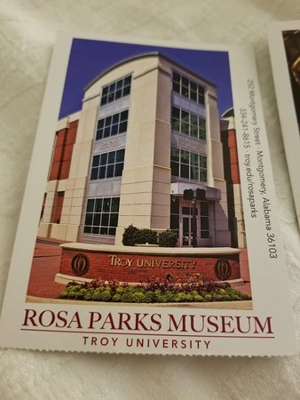 Rosa Parks Library and Museum : 20180211_114114_large.jpg