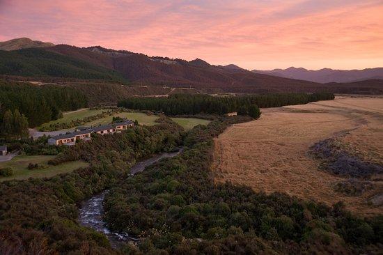 Taharua, Nya Zeeland: Poronui Lodge