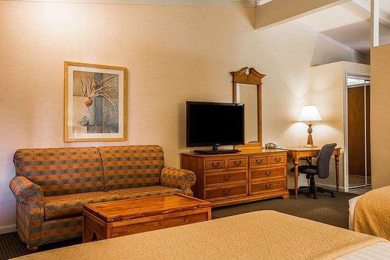 Ogdensburg, NY: Guest room