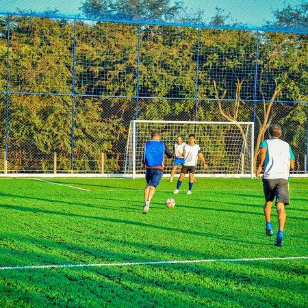 Sao Jose Dos Campos, SP: Tarde de sol na Arena Sul