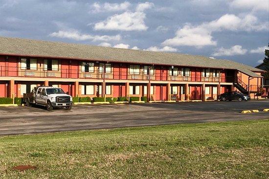 Purcell, Оклахома: Exterior
