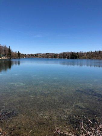 Tully, NY: Green Lake