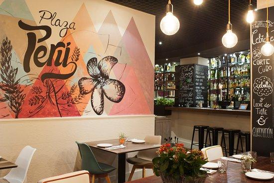 Restaurante Plaza Perú, Madrid - Nueva España - Fotos, Número de ...