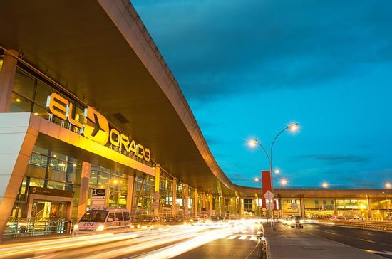 Private Transfer from Bogota Hotels to El Dorado Airport