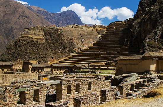 Sacred Valley of the Inkas Full Day