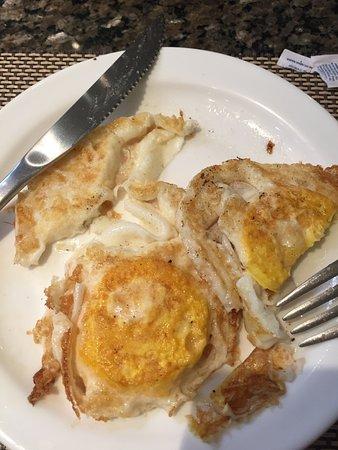 On The Rocks: Ovos fritos