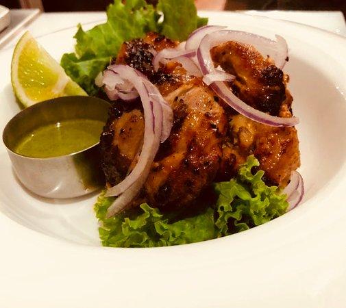 Tandoor Chicken