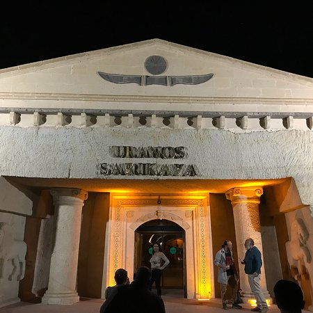 Uranos Restaurant - Türk Gecesi Gösterisi: photo0.jpg